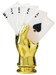 "VRP82995CLTJ - 5"" Poker Figure"