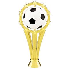 """TFS914 - 6-1/2"""" Soccer Spinner Figure"""