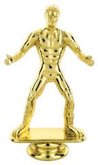 """TFS972 - 5"""" Male Wrestling Figure"""