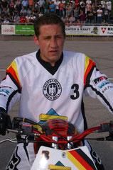 Platz 4:  Andre Retich (D)