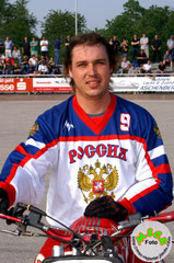 Platz 2:  Ivan Krishtopa (SK Metallurg) # 9