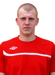 Vyacheslav Lemeshevskij # 6 (Luninets)
