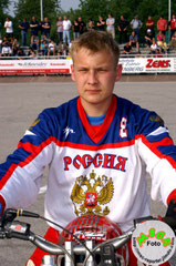 Platz 4:  Mikhael Lepinskih (SK Metallurg) # 8