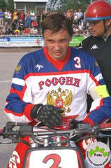Platz 1:  Vladimir Sosnitsky (SK Metallurg) # 3 (K)