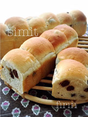 「レーズン食パン」