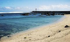 Terre Sainte Beach. Saint Pierre - Île de la Réunion- Mai 2016.