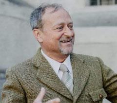 Schauspieler und Lichttechniker Franz (Schwandi) Schwandl