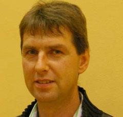 Bühnentechniker -  Christian (Jerry) Tauber