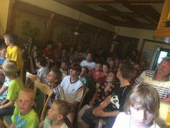 Public Viewing am 04.07.2014 Frankreich - Deutschland (0:1)