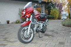..war das dritte Motorrad