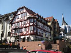 Impressionen des Ortes Frankenberg
