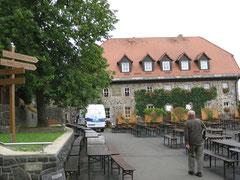 Das Kloster mit Schänke und viel Malzgeruch in der Luft