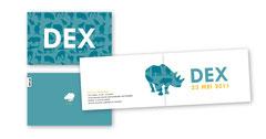 Geboortekaartje jongen - Dex