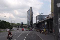 Le centre moderne