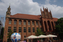 Le bâtiment de La Poste