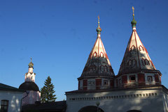 Les toits pyramidaux