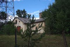 La station radar