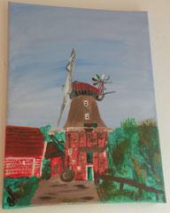 Mühle in Jemgum