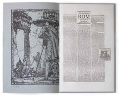 "Nikolaj Gogol ""Rom"", 2005, Künstlerbuch"