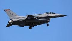 USAF 91-0343 SP F-16C 480 FS