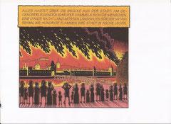 ...große Wirkung: Landshut brennt!