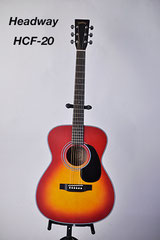 Headway Acoustic Guitar HCF-20