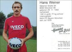 Weiner, 2000er Jahre, Privatkarte, 'Hanne am Zoo', Werbedruck, Satzkarten-Design, Dank an SF Michael