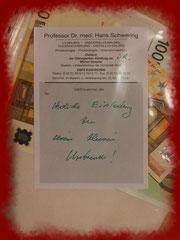 30.11.2013 Verabschiedung von Dr. Schwering Krankenhaus Euskirchen