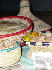 Ethiopische Speisen
