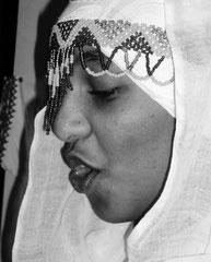 Sofia ist Muslima aus Ethiopien