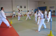 Karate enfants