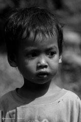Portrait d'enfant Balinais