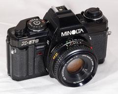 Minolta X-570 (1983-?)