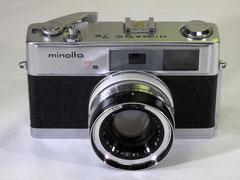 Minolta Hi-Matic 7s (1966-1967)