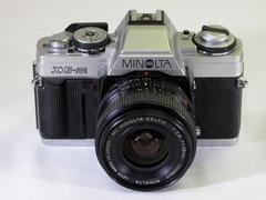 Minolta XG-M (1981-1982)