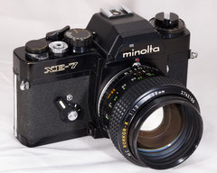 Minolta XE-7 (1974-1977)