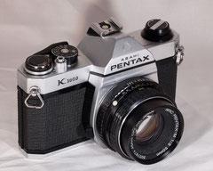 Pentax K1000 (1976-1997)