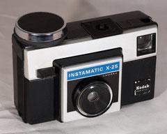 Kodak Instamatic X-25 (1970-1974)
