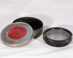 Kodak 5-A Supplementary Lens III+, No. 5-A (unknown vintage)