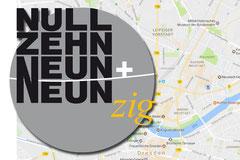Logoentwicklung für die Neustädter Stadtteilinitiative 01099