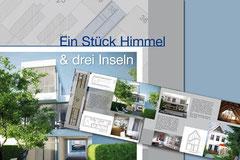 Gestaltung, Layout und Satz - Exposé für ein Grundstück, Wolgast