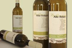 Entwicklung und Gestaltung Wein-Lable, Sulzfeld am Main