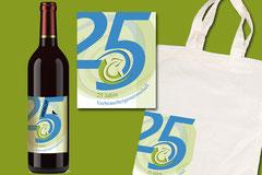 2. Platz  Ausschreibung zum 25-jährigen Jubiläum der Verbrauchergemeinschaft Dresden