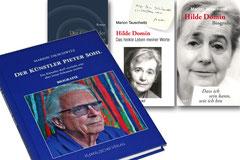 Layout, Satz und Buchcovergestaltung für Marion Tauschwitz