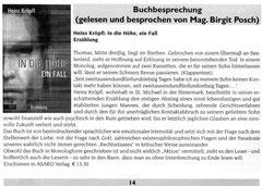 """""""Treffpunkt Carnerigasse 34"""" Jänner-März 2007"""