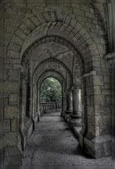 Säulengang rechts