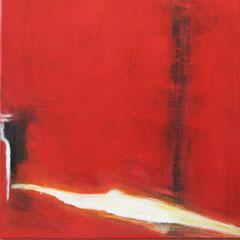 Sepia - Acryl auf Leinwand - 40 x 40 - 2009