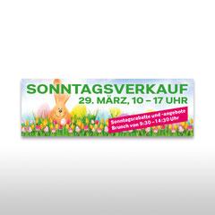 Kunde: Coop / Auftrag: Grossplakat Ostern für Coopark Affoltern