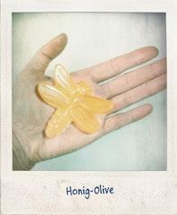 mit Olivenöl