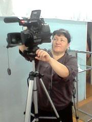 С новой камерой
